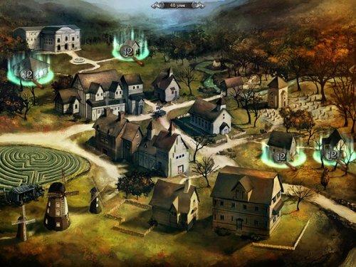 Таинственные легенды: Сонная Лощина (2008) RUS (2012)