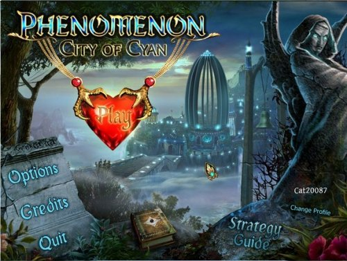 Phenomenon: City of Cyan (2012) ENG