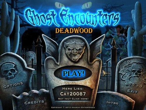 Ghost Encounters Deadwood (2012) ENG
