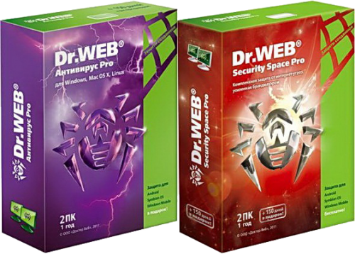 Dr.Web Security Space & Anti-Virus Dr.Web 7.0.1.09060 Final