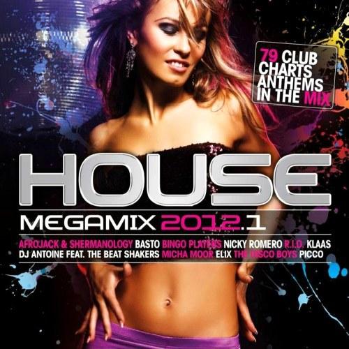 House Megamix 2012.1 (2012)