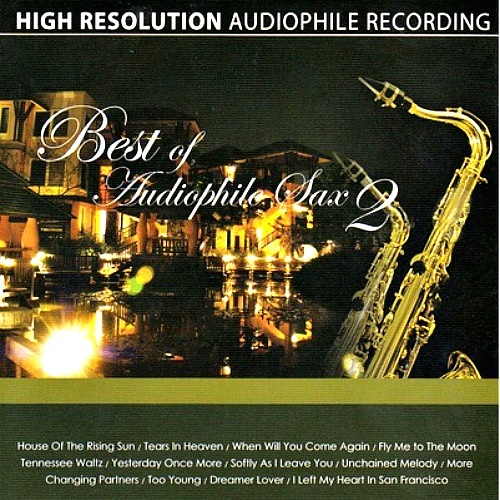 Best of Audiophile Sax 2 (2008) FLAC
