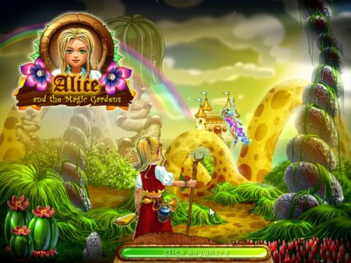 Alice and the Magic Gardens (2012) ENG