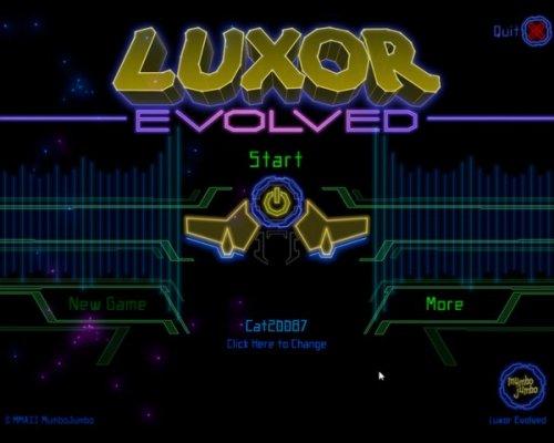 Luxor Evolved (2012) ENG