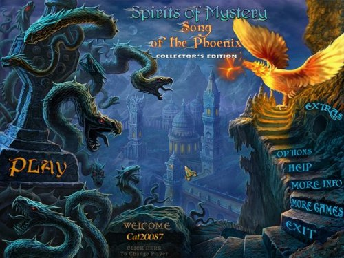 Spirits of Mystery 2: Song of the Phoenix Collector's Edition (2012) ENG