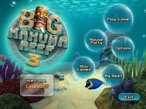 Big Kahuna Reef 3 (2012) ENG