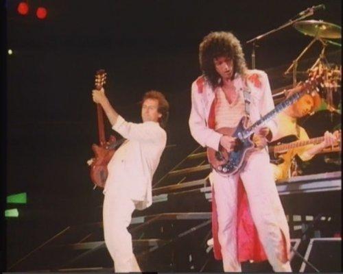 Волшебство Queen в Будапеште / Queen - Live in Budapest (1986) DVDRip