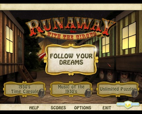 Runaway: With The Circus (2012) ENG
