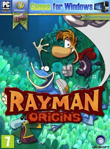 Rayman Origins 2012 (RUS / ENG / RePack) PC