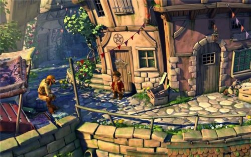 Книга Ненаписанных Историй / The Book Of Unwritten Tales (2012) PC / RUS