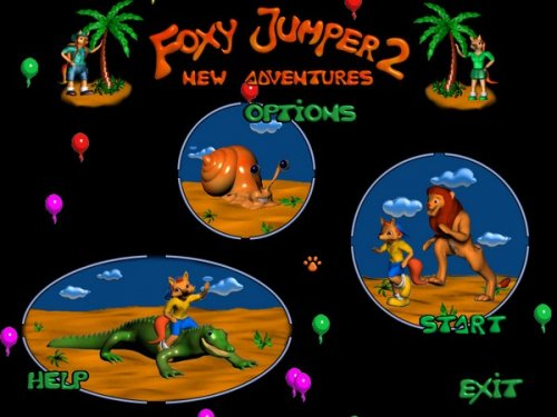 Foxy Jumper 2: New Adventures (2004) ENG
