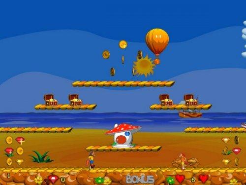 Foxy Jumper 2: New Adventures (2004) ENG