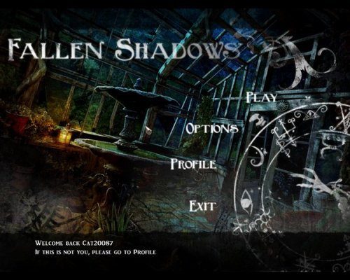 Fallen Shadows (2011) ENG