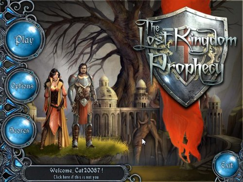 The Lost Kingdom Prophecy (2010) ENG