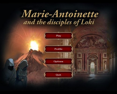 Marie Antoinette and the disciples of Loki (2012) ENG
