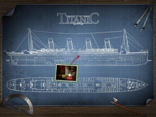 Инспектор Магнуссон: Убийство на Титанике (2012) RUS
