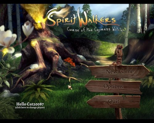 Spirit Walkers: Curse of the Cypress Witch (2012) ENG