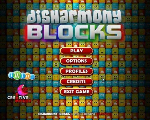 Disharmony Blocks (2012) ENG