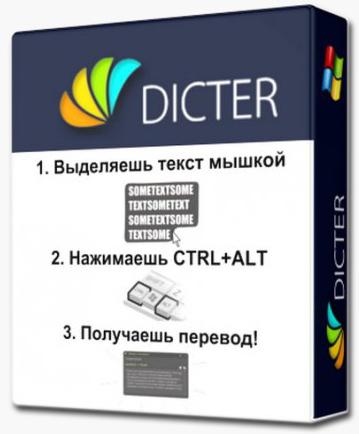 Онлайн-переводчик Dicter