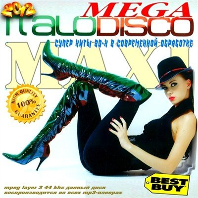 Maxi. Mega Italo Disco (2012) mp3