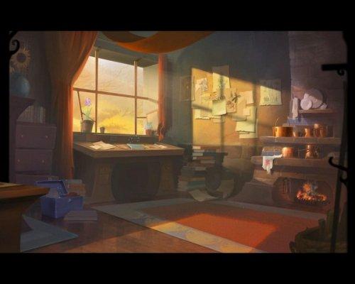 Нарисованный мир 3: Испытание теней (2012) RUS