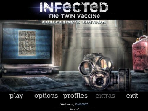 Infected: The Twin Vaccine Collector's Edition (2012) ENG