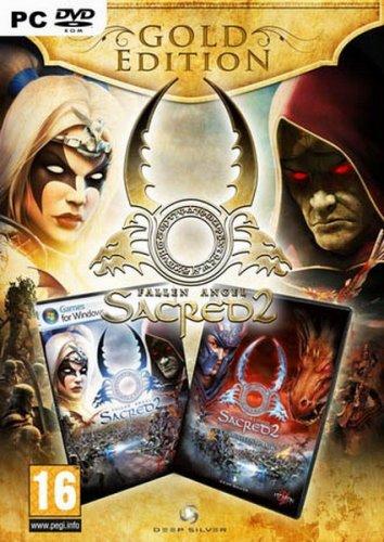Sacred 2 Gold: Падший Ангел & Лёд и Кровь (2010) RUS