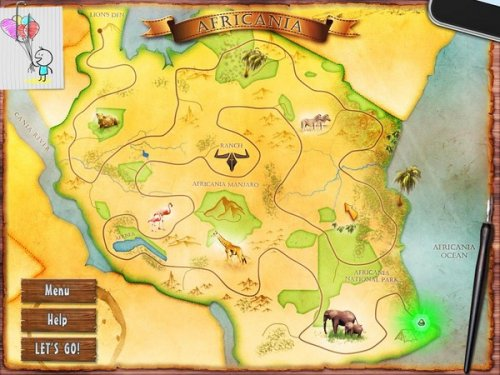 Safari Quest (2012) ENG