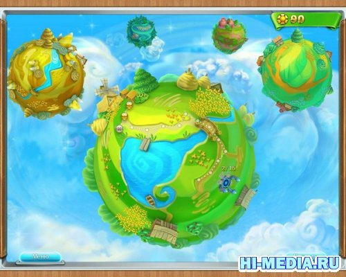 Snow Globe: Farm World (2012) RUS