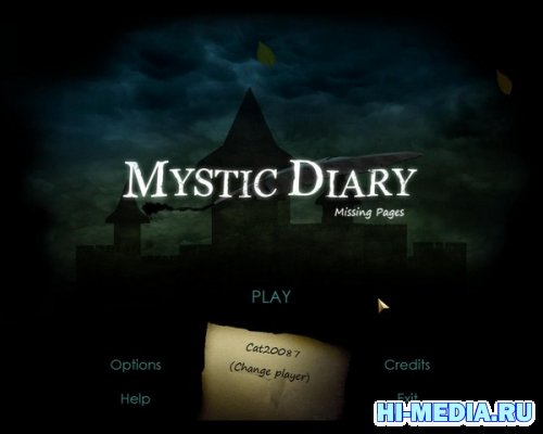 Mystic Diary 3: Missing Pages (2012) ENG