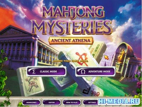 Mahjong Mysteries: Ancient Athena (2012) ENG