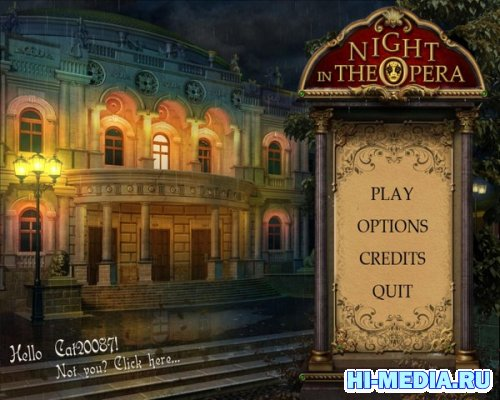 Night In The Opera (2012) ENG
