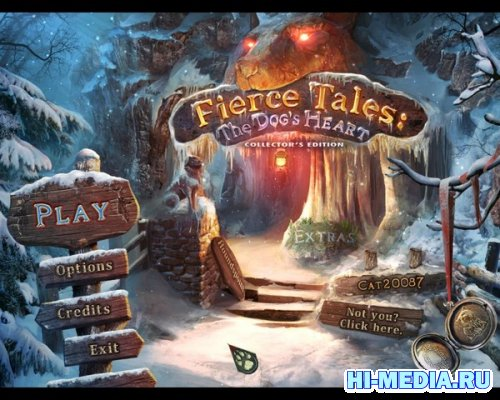 Fierce Tales: The Dog's Heart Collector's Edition (2012) ENG