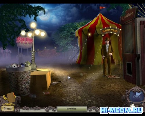 Clairvoyant: The Magician Mystery (2012) ENG