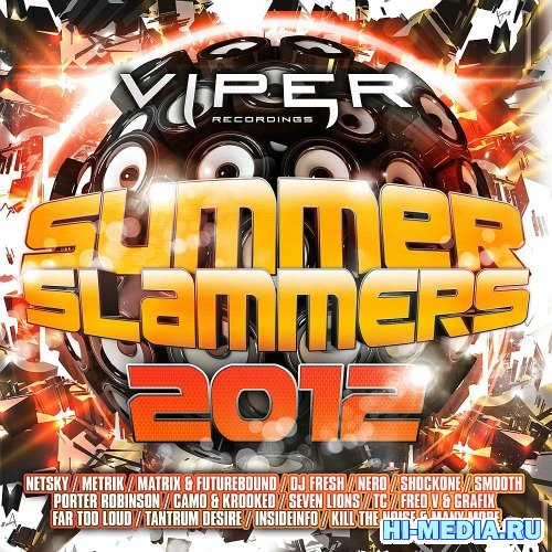 Summer Slammers (2012)