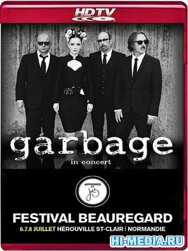 Garbage - Live at Festival Beauregard (2012) HDTV 720p