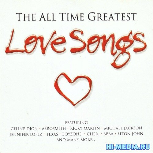 The All Time Greatest Love Songs (1999)