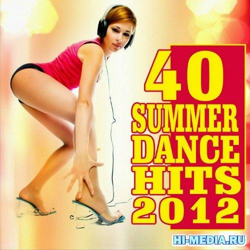 40 Summer Dance Hits (2012)