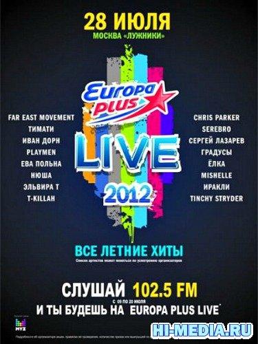Европа Плюс Live (2012) IPTVRip