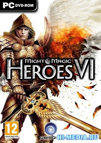 Герои Меча и Магии VI / Heroes of Might and Magic VI v1.5.1 (2011) Rus / Eng / Repack by Dumu4