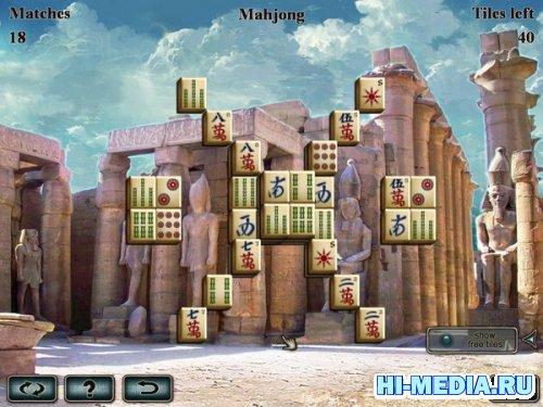 Величайшие храмы мира: маджонг (2012) RUS