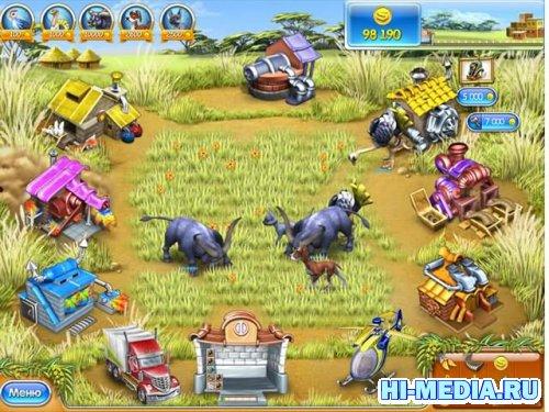 Веселая ферма 3 (2009) + ключ