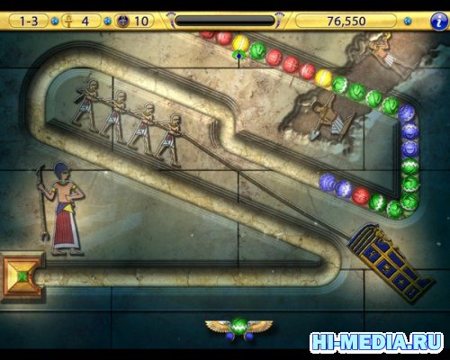 Luxor: Amun Rising HD (2012) ENG