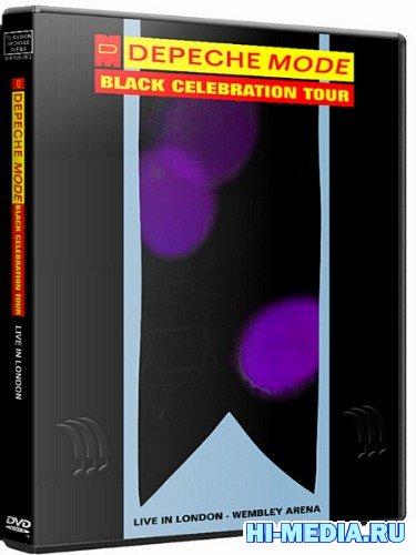 Depeche Mode - Black Celebration Tour 1986 (2008) DVDRip