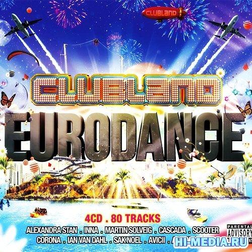 Clubland Eurodance (2012)