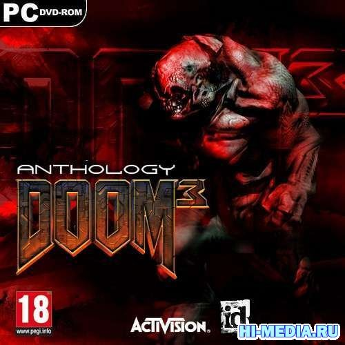 DOOM 3: Ultimate Edition HD (2004-2012)  RUS / PC / RePack