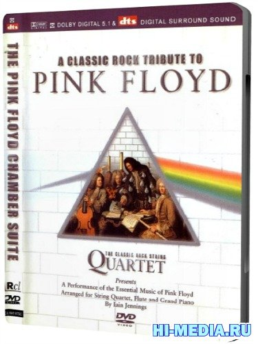 Classic Rock String Quartet - Tribute to Pink Floyd (2004) DVDRip