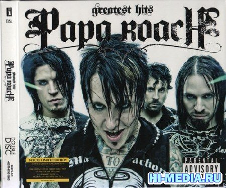 Papa Roach - Greatest Hits (2011)