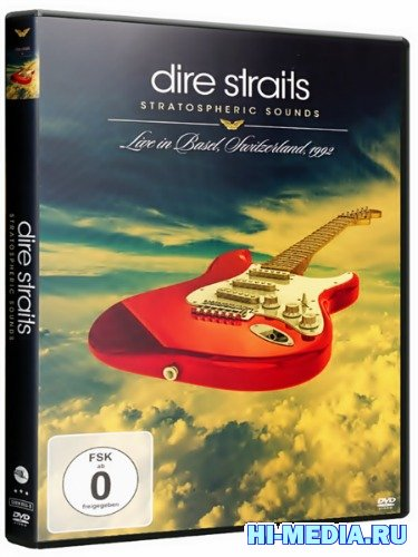 Dire Straits - Stratospheric Sounds Live In Basel 1992 (2012) DVD5