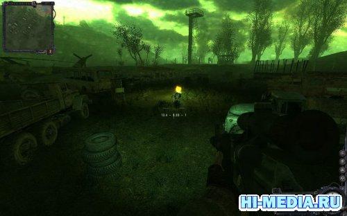 S.T.A.L.K.E.R.: Чистое Небо - Продолжение (2012 / RUS / PC) RePack